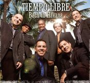 cover of Bach in Havana